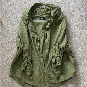 Green urban outfitters (uo) BDG utility jacket